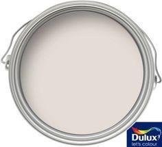 Dulux Natural Hints Nutmeg White - Matt Emulsion Paint - 2.5L dining room sill?