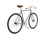 The Bike Every Minimalist Should Own | Architectural Digest - Blu Dot x Handsome Cycles Collaboration