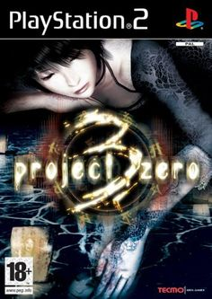 Project Zero The Tormented Japanese Mansion, Fatal Frame, Nintendo, Japanese Horror, Horror Themes, Classic Video Games, Best Games, Games To Play, Videogames