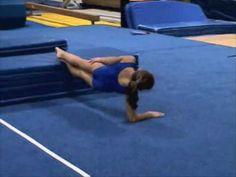 Gymnastics Body Shaping - YouTube
