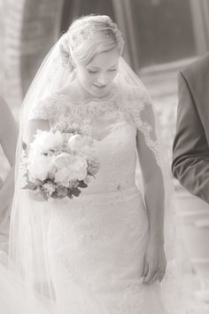 One of our beautiful Norwegian brides in Tuscany.