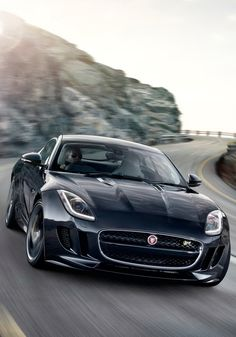 Jaguar F-Type Coupe R. I want.