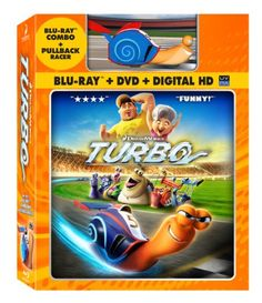 must see Turbo (Blu-ray / DVD Combo + Toy Racer)