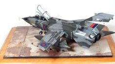 Tornado Gr.1 1/72 Scale Model