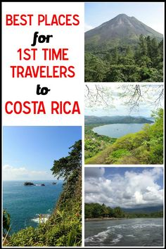 Visiting Costa Rica for the first time? Here is a list of the 10 best places for first time travelers to help your travel planning mytanfeet.com/...