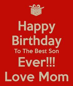 Diane Sylvia Woods Birthday Happy Son Wishes