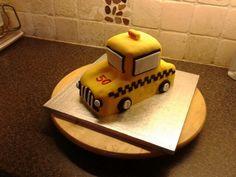 My first novelty cake