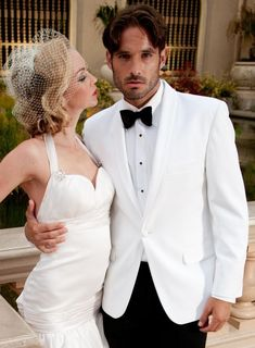 New Arrival custom made white tuxedos shawl lapel Wedding Suits For mens slim fit suits grooms Wedding Suits (Jacket+Pants)