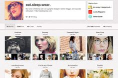eat.sleep.wear. | Community Post: 65 Innovative And Creative Pinterest Accounts That Will Improve Your Life