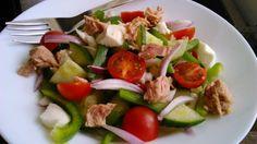 Diétás Saláták Archives - Page 3 of 4 - Salátagyár Mozzarella, Cobb Salad, Bacon, Salads, Chicken, Meat, Dinner, Healthy, Food