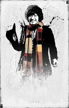 """You may be a doctor. But I'm the Doctor. The definite article, you might say."" – The Fourth Doctor (Tom Baker)"