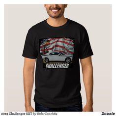 2013 Challenger SXT T-Shirt