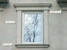 Stucco Trim And Sill Products At Prime Mouldings. We Offer A Comprehensive  Range Of High Quality Stucco Mouldings Such As Pre Coated Stucco Trim, ...