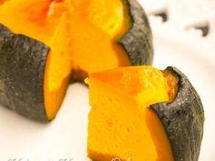 ミニカボチャ☆はちみつチーズケーキの画像 Cantaloupe, Cheesecake, Food And Drink, Pumpkin, Sweets, Baking, Fruit, Recipes, Sweet Pastries