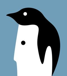 UCreative.com - Negative Space—Thought-Provoking Illustrations by Noma Bar | UCreative.com