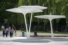 Kardinaal Mercier Square | Jette Belgium | OMGEVING public art