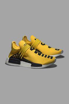 07fb3eaa42a Pharrell x NMD Human Race  Yellow
