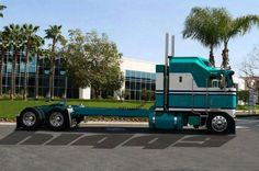 The Aerodyne: The Cabover Model From Kenworth