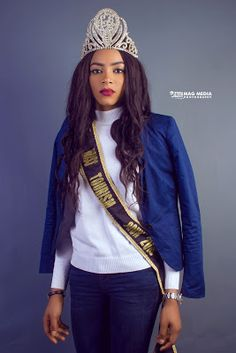 Miss Tourism Ogun Nigeria 2016 Beauty Queen stuns in new shoots    The Anambra state born model who was recently crownedMiss Tourism Ogun Nigeria 2016 releases new photos to feed your eyes and mind. Dont you love how regal she looks in the first picture?  Queen Gift is a graduate of botany from Olabisi Onabanjo University Ago-Iwoye Ogun State.  For the shoot she was photographed byMagnificient Godwin (@mag_designz) whileOlagbaye Kikelomowas on the facebeat  Check out the stunning photos…