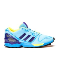 4ae22a199f98e Adidas ZX Flux (Bright Cyan   Collegiate Purple) Adidas Zx Flux
