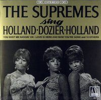 Supremes - Sing Holland / Dozier / Holland