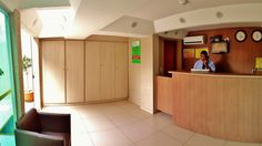 Hotel Stela - Recepção e Guarda-bagagem