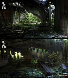 Need one more inspiration for tonight? Don't miss the amazing art of Marek Okon, who's recently worked on The Last of Us, Jupiter Ascending, Star Wars the