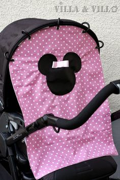 DIY vaunuverho Sewing For Kids, Baby Sewing, Sewing Ideas, Diy Clothes Refashion, Diy Clothes Videos, Baby Presents, Old Sweater, Baby Car Seats, Baby Strollers