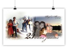 Aniversario/ bodas de plata
