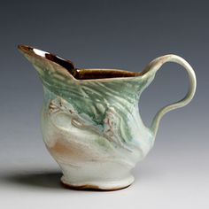 Meira Mathison - Creamer Small Jug - www.InTandemGallery.com - In Tandem Gallery $48