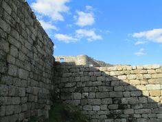 Castillo des los Sarmiento at Ribadavia. www.geoffburras.com