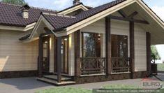 Архитектурный проект небольшой бани – arch-buro.com Design Case, Gazebo, House Plans, Arch, Outdoor Structures, House Design, Outdoor Decor, Modern, Home Decor
