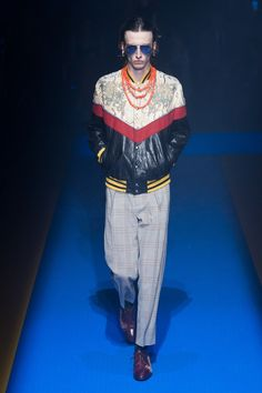 Gucci   Ready-to-Wear - Spring 2018   Look 69