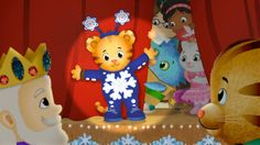 Daniel Tiger has a very important role in the Neighborhood's Snowflake Day Show! Watch an all-new Daniel Tiger's Neighborhood episode Monday on PBS KIDS!