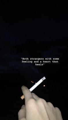 Tumblr Quotes Deep, Dark Quotes, Sad Wallpaper, Wallpaper Quotes, Mood Quotes, Life Quotes, Smoking Quotes, Rauch Fotografie, Cigarette Aesthetic