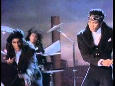 Milli Vanilli - Baby Don't Forget My Number - so, they were only lipsynching - big deal!