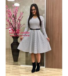 FL045 - Vestido Alexandra - Floratta Modas a2ed80d67c00a