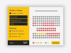 Cinema Checkout