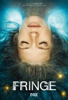 Fringe TV Poster #8 - Internet Movie Poster Awards Gallery