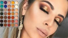 MY GO-TO MAKEUP TUTORIAL | JACLYN HILL X MORPHE PALETTE - YouTube