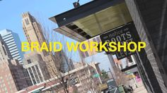 Braid Workshop Introduction. May 4th in Oklahoma City. Braid Workshop: How to Share You and Sell What You Do for Creative Entrepreneurs from...