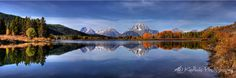 Reflections of Oxbow