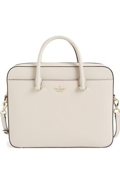 kate spade new york saffiano leather 13 inch laptop bag available at #Nordstrom
