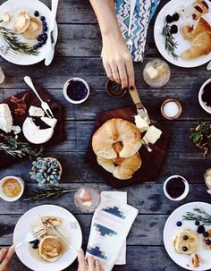 Brunch du lendemain de fête : on mange quoi au brunch, le lendemain de réveillon ? - Elle à Table