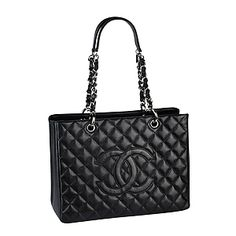 Black Quilted Chanel Bags