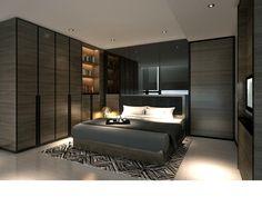 service apartment interior design mocha - unit06_ (2)R