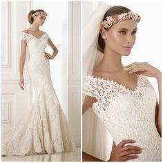 Pronovias 2015 wedding dress collection