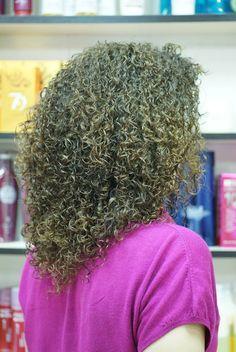 Hair perm on medium hair, curled hairstyles for medium hair, pe Perm On Medium Hair, Curled Hairstyles For Medium Hair, Medium Hair Styles, Curly Hair Styles, Perm Hair, Curls Hair, Tight Curly Hair, Curly Pixie, Tight Curls