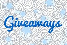 Competitions, contests, sweepstakes and giveaways.