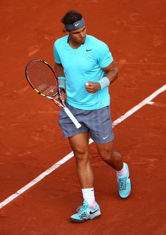 Rafael Nadal Photos: French Open: Day 11